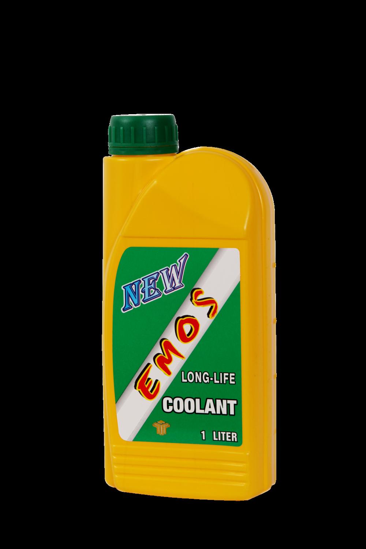 Long Life COOLANT tank full effect fine
